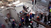 Evde patlama ! Ortalık savaş alanına döndü: Ölü ve yaralılar var