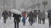 Meteoroloji'den o gün için kar yağışı uyarısı !