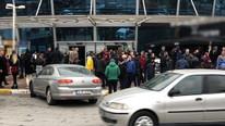 İstanbul'da bir AVM'de yangın alarmı ! Tahliye edildi...