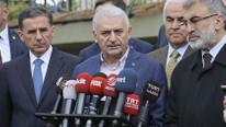 Başbakan Yıldırım'dan olaylı derbi için ilk açıklama