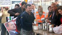 Suriyeliler geri dönüyor ! Tören yapıldı...