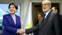 Ankara'da kritik görüşme ! İki lider bir araya geldi