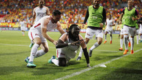Gomis Süper Lig tarihine geçti !