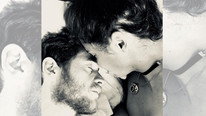 Bu da öteki Türkiye'nin gündemi: Adriana ve Metin'den yatakta aşk pozu