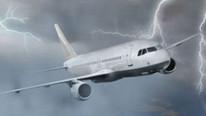 İstanbul - Erzurum seferi yapan uçağa havada yıldırım çarptı