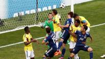 Japonya tarih yazdı ! 3 gol 1 kırmızı kart !