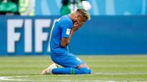 Neymar maç sonunda gözyaşlarına boğuldu !