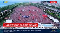 İnce'nin İstanbul mitingine kaç kişi katıldı ?