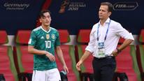 Mesut Özil'e destek: Siz istifa edin !