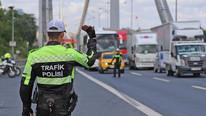İstanbul'da bugün hangi yollar kapalı ?