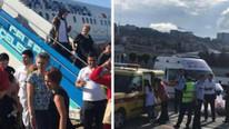 Yolcu uçağında kriz ! Yolcular isyan edince sefer durduruldu