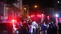 İstanbul'da korkutan yangın; hastane boşaltıldı