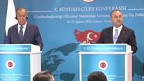 Çavuşoğlu'ndan ABD açıklaması: Kimin ne yaptığı belli değil