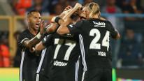 Erzurumspor - Beşiktaş: 1-3