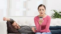 Eşinin sildiği SMS'leri geri yükletince gerçek ortaya çıktı
