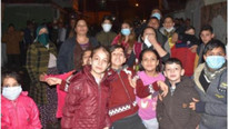 İzmir'de gaz sızıntısı paniği ! Vatandaş kendisini sokağa attı