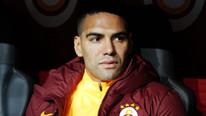 Galatasaray'da Radamel Falcao sürprizi