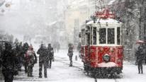 Meteoroloji'den İstanbul'a kar uyarısı ! Tarih verildi