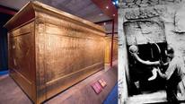Tutankamon'un laneti ! Lahiti açan öldü