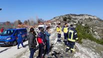 Manisa'da uçak düştü iddiası ! Beklenen açıklama geldi