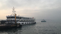 İstanbul'da bazı deniz seferleri iptal edildi