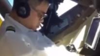 Yolcu uçağında dehşet! Pilot bu halde yakalandı