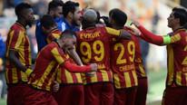 Yeni Malatyaspor Süper Lig'de galibiyeti unuttu