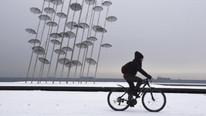 Böylesi görülmedi ! Bisiklet kullanana para verilecek