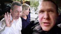 Rahip Brunson ve Yeni Zelanda saldırganı hakkında bomba iddia