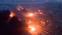Kimyasal tesiste korkunç patlama: 44 ölü, 640 yaralı