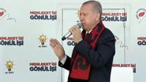 Erdoğan: Ulusal raylı sistem ve test merkezi kuruyoruz