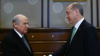 Bahçeli: ''Erdoğan ile kankayız''