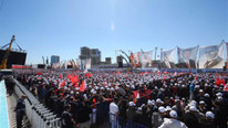 AK Parti ve MHP'den Ankara'da ortak miting - Canlı yayın