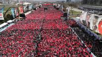 Cumhur İttifakı'nın Ankara mitingine kaç kişi katıldı ? Erdoğan açıkladı