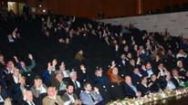 Bursaspor kongresinde arbede yaşandı