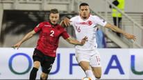 Ümit Milli Takım Arnavutluk'u 2-1 yendi