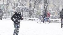 Son hava raporuna göre; seçim günü yurdun yarısında kar var !