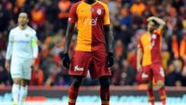 Galatasaray'da Mbaye Diagne krallık yarışında rekora gidiyor