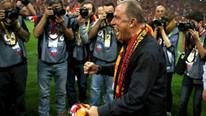 Fatih Terim Galatasaray'daki 19. kupasını kazandı