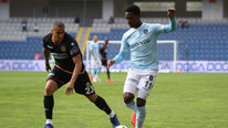 Medipol Başakşehir 1 - 1 Aytemiz Alanyaspor (Spor Toto Süper Lig)