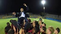 Tuğberk Tanrıvermiş, Roma 15 yaş altı takımını şampiyon yaptı