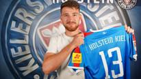 Salih Özcan Holstein Kiel'e kiralandı