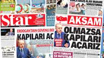 Star Gazetesi'nin içinden Akşam'ın sayfaları çıktı