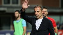 Trabzonspor'da gözler Abdullah Avcı'da
