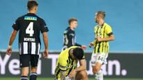 Fenerbahçe'de Beşiktaş yenilgisinin faturası 2 yıldıza kesildi!