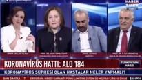 Didem Arslan Yılmaz'a koronavirüs hattı şoku