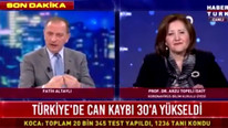 Fatih Altaylı canlı yayında açıkladı: ''Kafasını gözünü kırarım!''