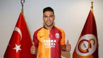 Galatasaray'da Falcao ayrılık iddialarına yanıt verdi!