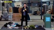 TRT'den tepki çeken ''çöpten yemek toplama'' belgeseli!