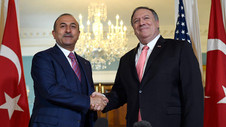 Bakan Çavuşoğlu'ndan ABD ile kritik görüşme ! Neler konuşuldu ?